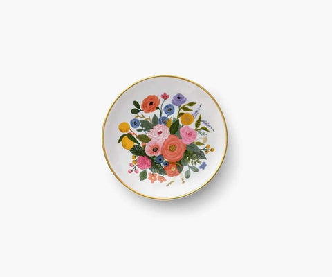 Rifle Paper Co - Garden Party Bouquet Ring Dish