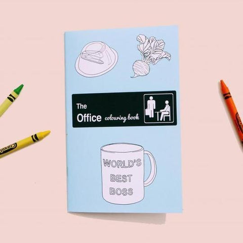 NEW Coloring Book - The Office