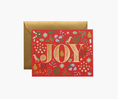 Rifle Paper Co - Partridge Card