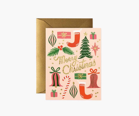 Rifle Paper Co - Deck the Halls