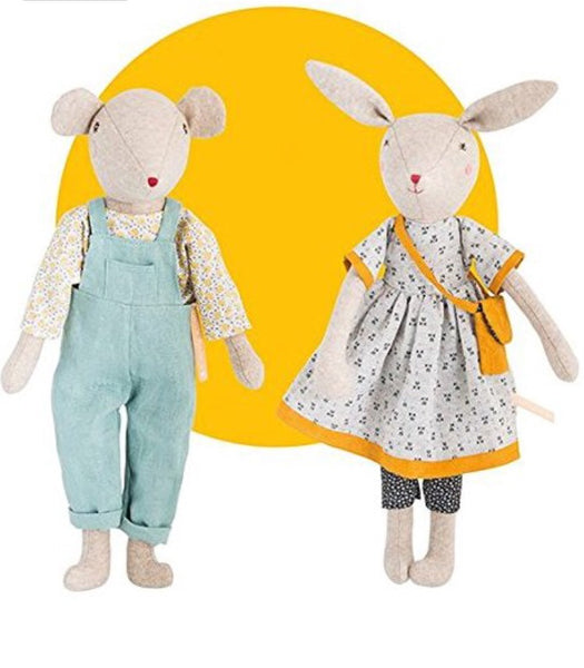 Papa Chicore Mouse Doll