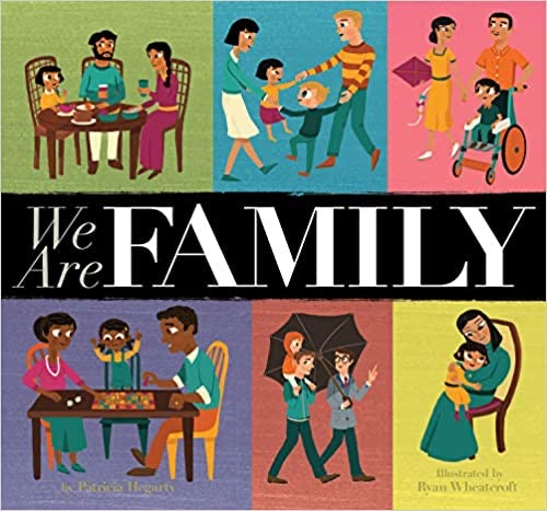 We are Family by Patricia Hegarty