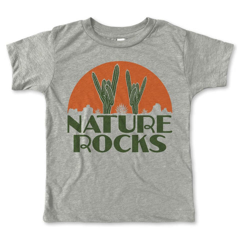 Rivet Apparel Co. - Graphic Tee - Nature Rocks