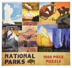 National Parks Puzzle - 1000 Piece