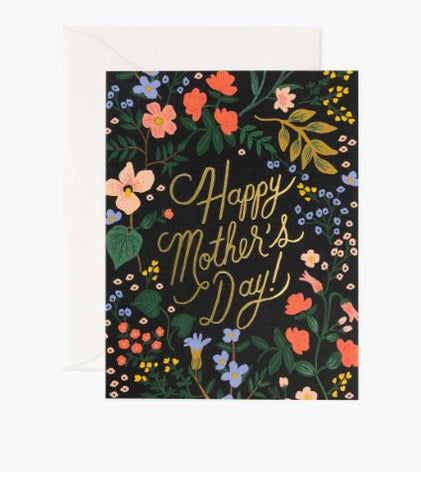 Rifle Paper Co. - Wildwood Mother's Day Card