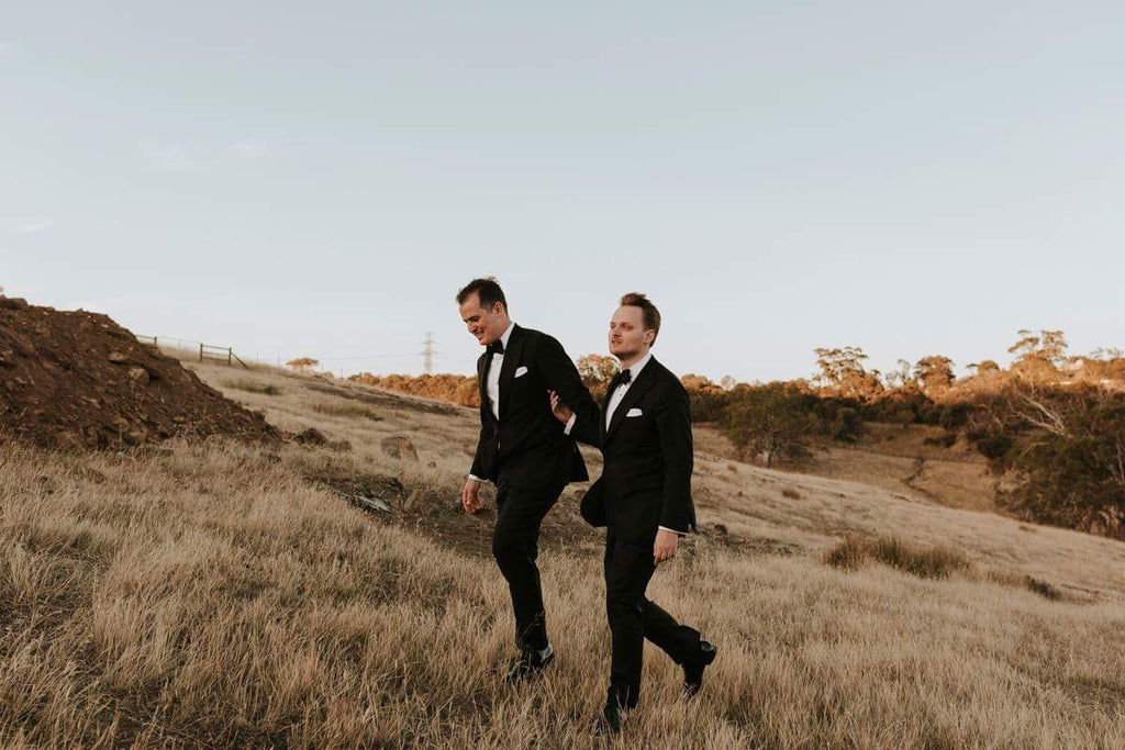 Henry & John Gay Wedding