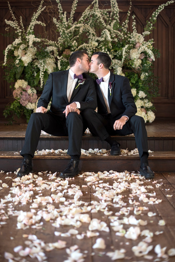 Gay Wedding Shoot