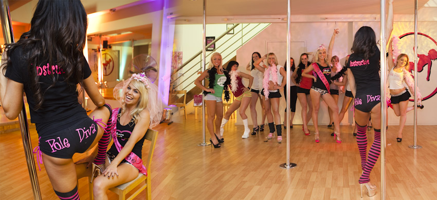Pole and Aerial Divas