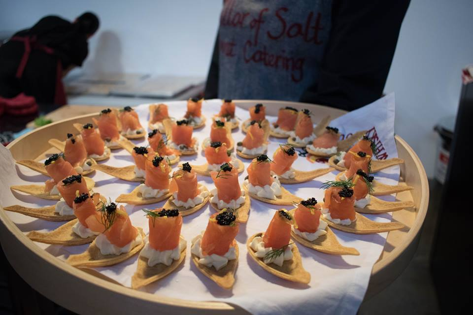Pillar of Salt Event Catering - by Jonno & Heidi