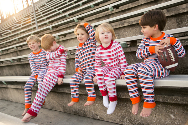 Striped Pajama Sets