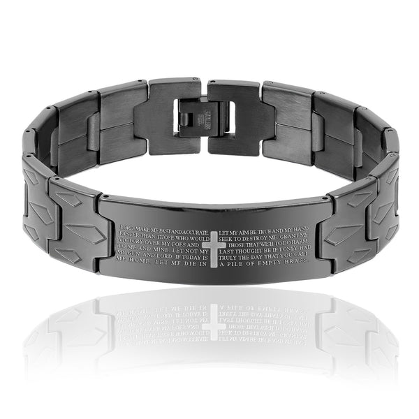 Soldier's Prayer Chain Bracelet