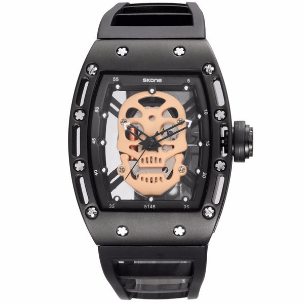 Skull & Crossbone Watch