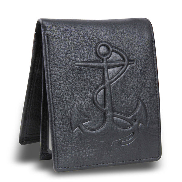 Deep Sea Anchor Wallet