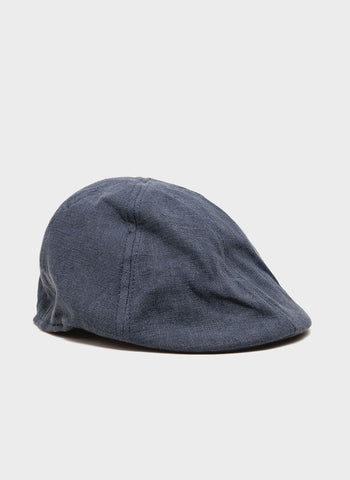 Colorful Linen Cap