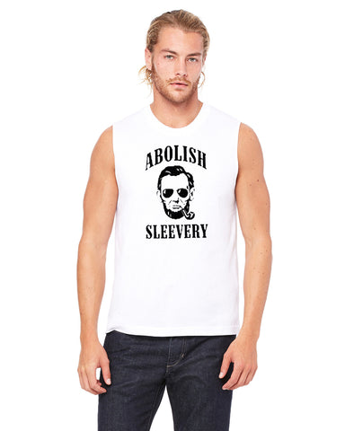 Abolish Sleevery - Mens Muscle Tank