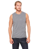 Hydra Distressed Logo - Mens Muscle Tank