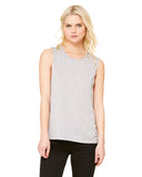 Hydra Distressed Logo - Womens Muscle Tank
