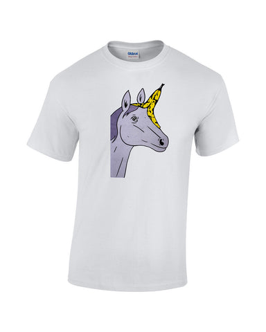 Banana-Corn graphic tee