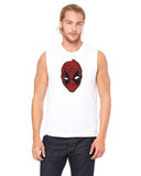 Deadpool - Mens Muscle Tank