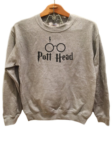 Pott Head- Sweater
