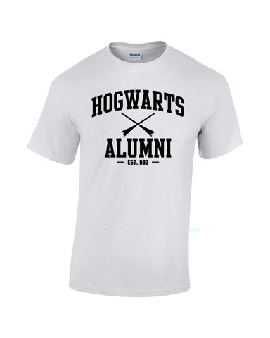 Simple Hogwarts Alumni Shirt