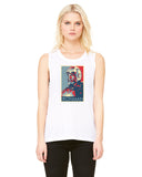 Iron Man Tony Stark - Womens Muscle Tank