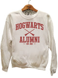 Hogwarts Alumni Simple Maroon - Sweater
