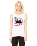 Merica Eagle - Womens Muscle