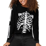 Skeleton t shirt