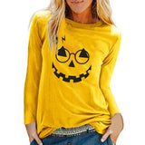 Harry Potter Pumpkin - Halloween long sleeve shirt