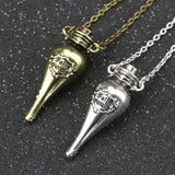 Felix Felicis Magical Potion Necklace Liquid Luck