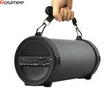 Big Bass Outdoor Bluetooth Speaker Wireless 89mm