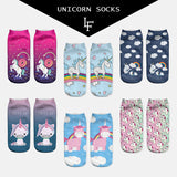 Unicorn Sock Collection