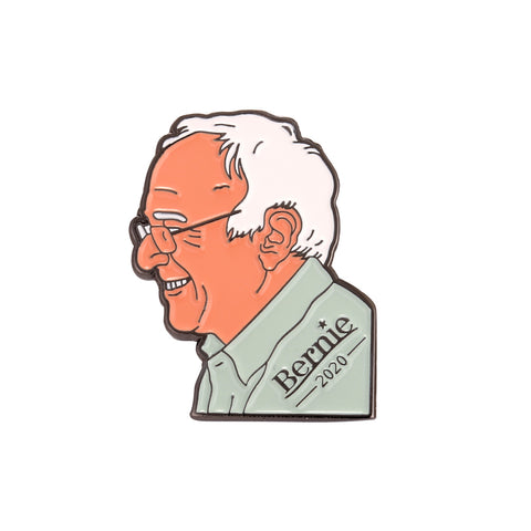 Bernie Sanders for President 2020 Lapel Pin