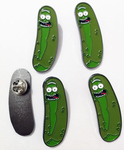 Rick and Morty Pin Pickle Rick
