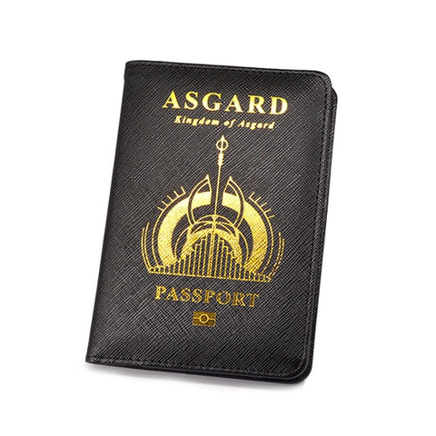 Asgard Passport Case