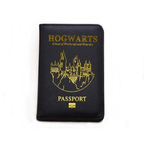 Hogwarts passport cover