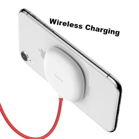 Suction Cup Wireless Charger For iPhone