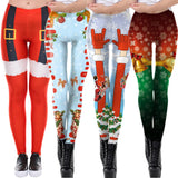 Christmas Yoga Pant Leggings