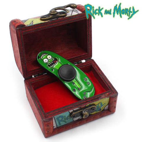 Rick and Morty Fidget Spinner
