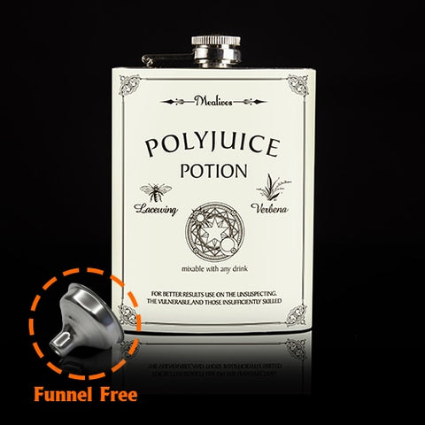 Harry Potter Flask Polyjuice Potion