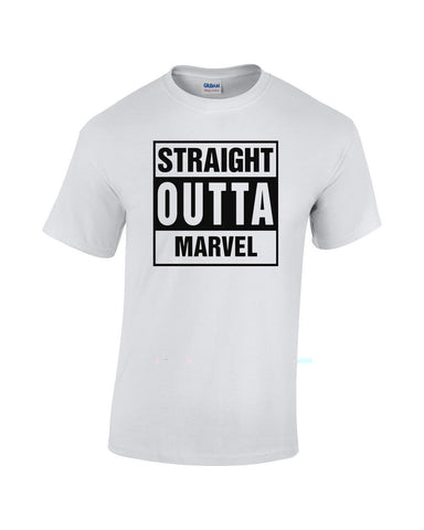 Straight outta Marvel