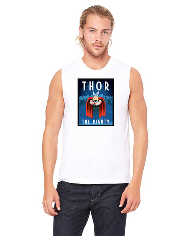 Vintage Thor - Mens Muscle Tank