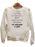 Hogwarts, Shire, Jedi - Sweater