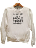 Muggle Studies - Sweater