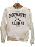 Hogwarts Alumni Simple - Sweater