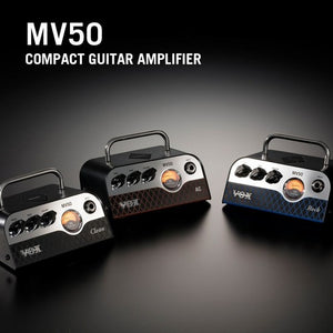 Vox MV50 Mini Heads!