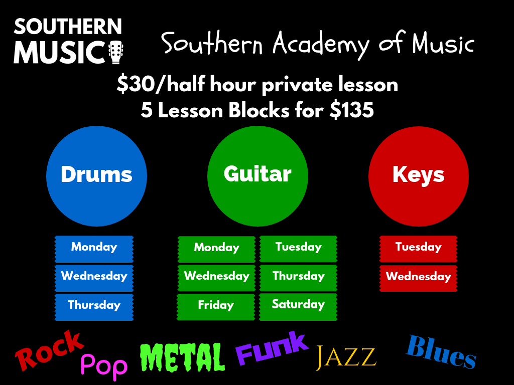Southern Academy of Music