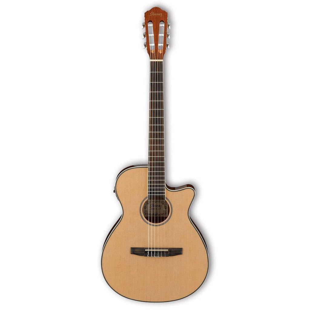 Ibanez AEG8TNE Nylon Classical Natural