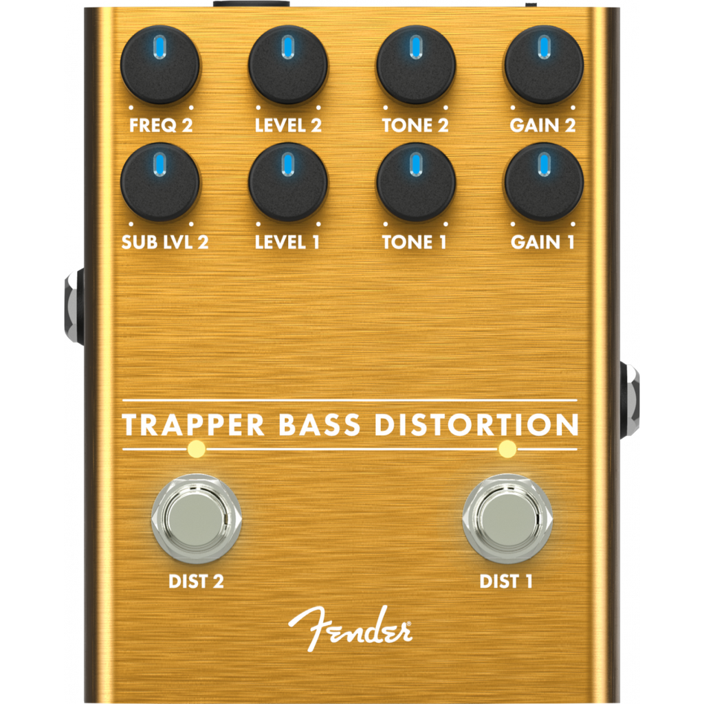 Fender Trapper Bass Distortion